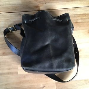 Coach Leather Vintage Handbag - Black